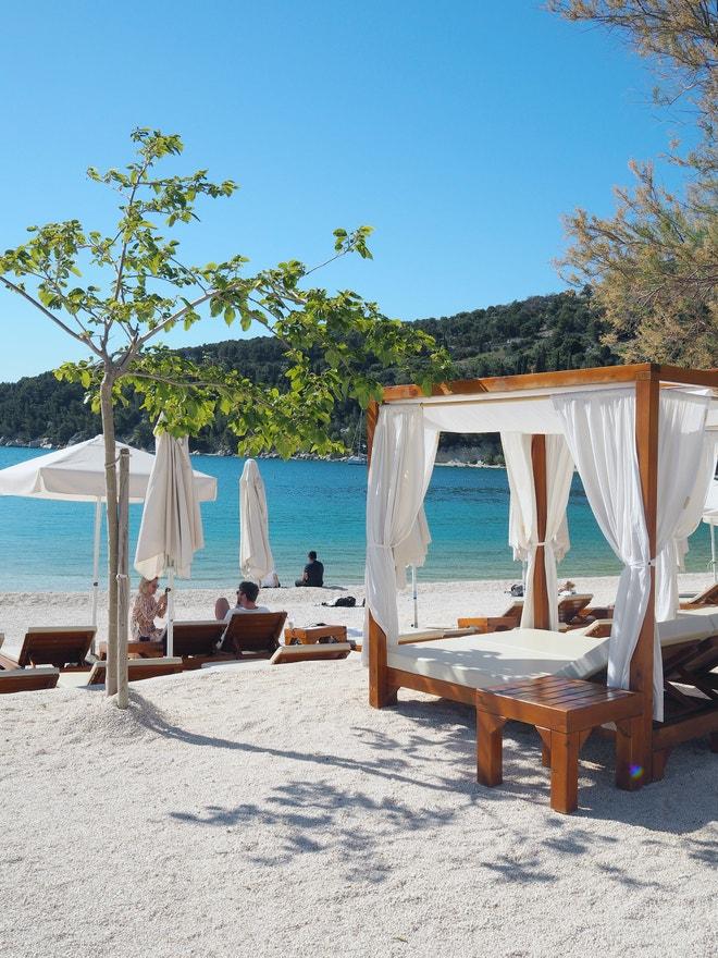 Joe's Beach Lounge & Bar Šetalište Ivana Meštrovića 45B, Split, Chorvatsko