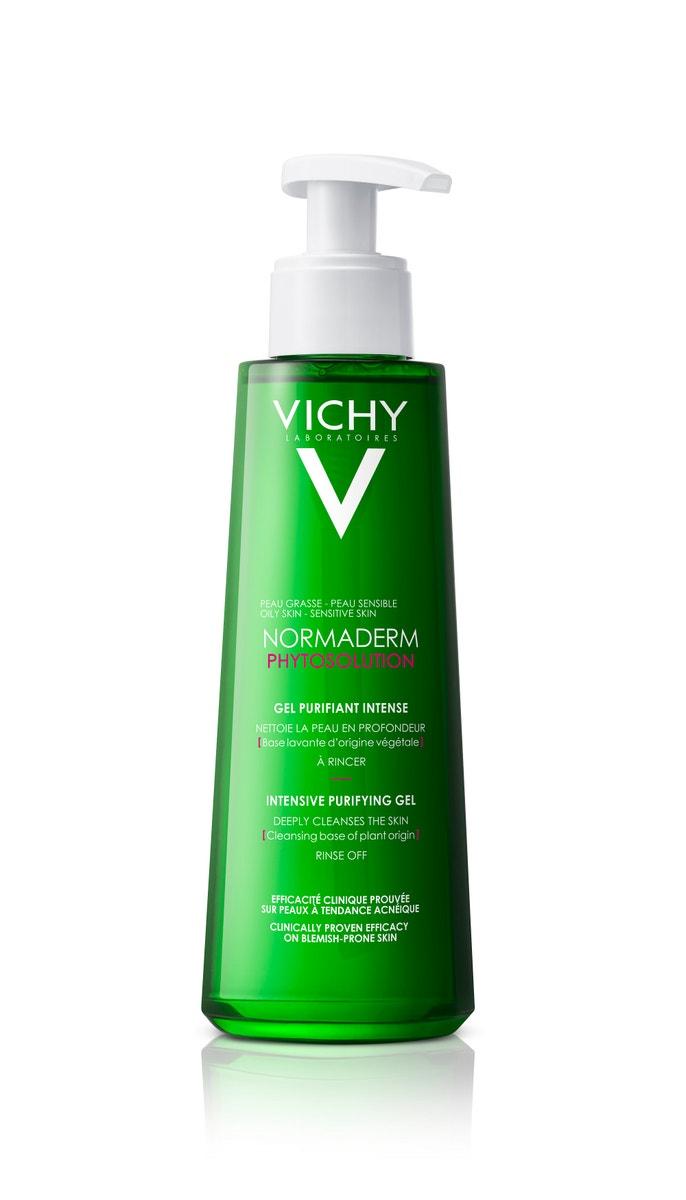 Čisticí gel Normaderm Phytosolution, Vichy, prodává My-Dermacenter.cz, 349 Kč Autor: Archiv značky