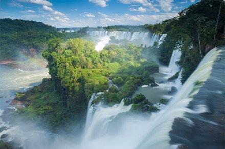 Vodopády Iguaçu, Argentina