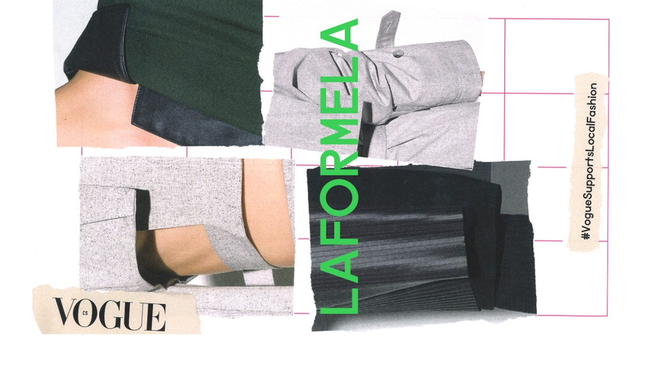 Vogue Supports Local Fashion: LAFORMELA podzim–zima 2020/2021