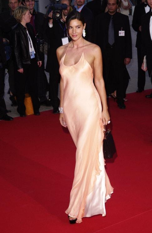 Monica Bellucci v roce 2001