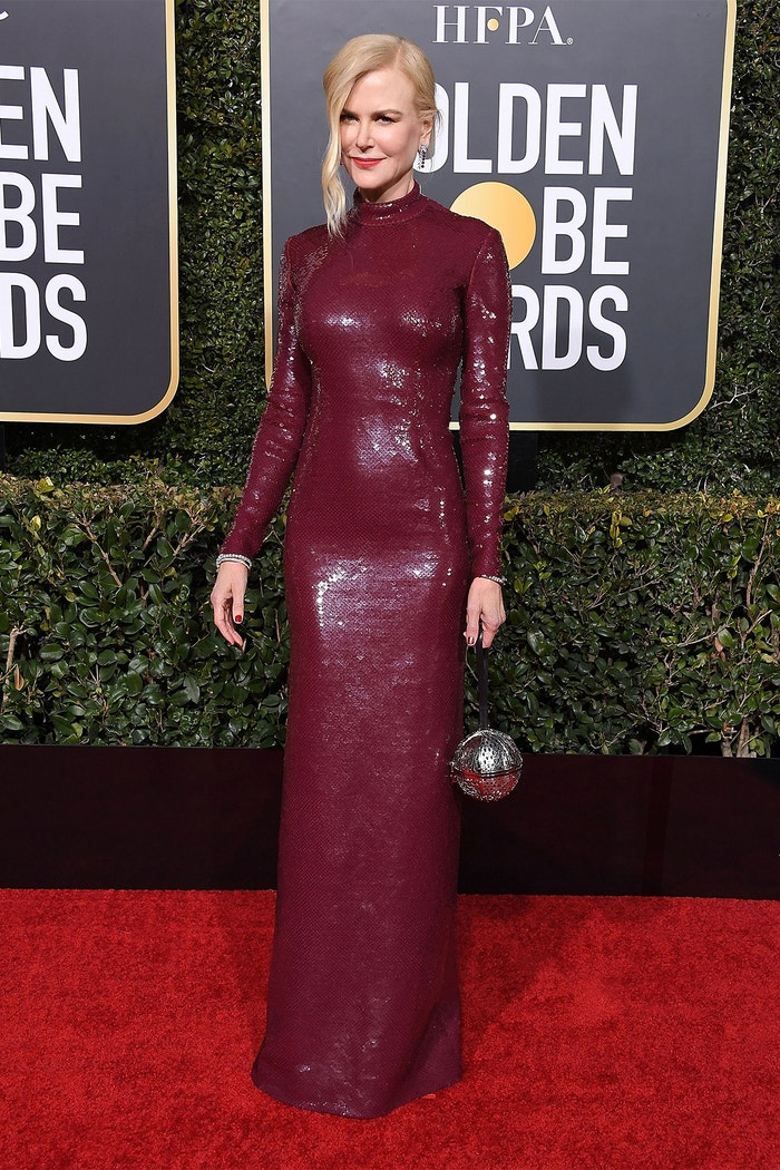 Nicole Kidman, 76th Annual Golden Globe Awards (2019)