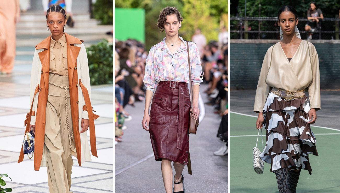5 módních trendů z  newyorského fashion weeku