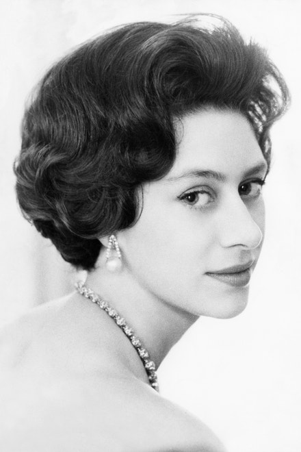 Princezna Margaret, jak ji zachytil Antony Armstrong-Jones