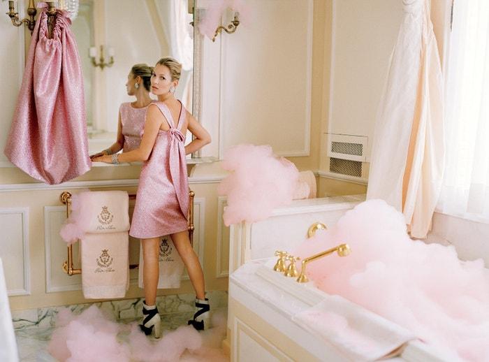 Kate Moss by Tim Walker, VOGUE duben 2012
