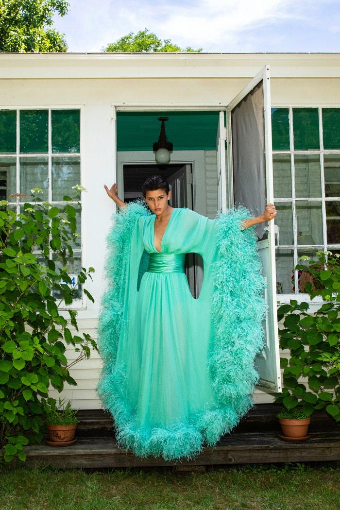 Alexandre Vauthier Haute Couture podzim - zima 2020/2021       Autor: Inez & Vinoodh