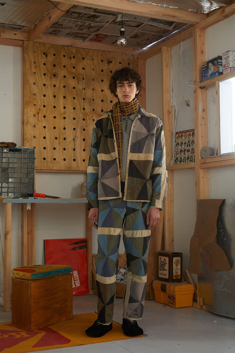 Bode AW19 Menswear (look 19)