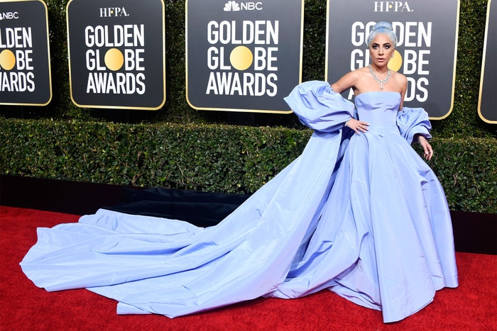 Lady Gaga, 76th Annual Golden Globe Awards (2019)