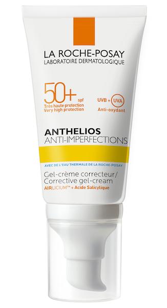 Opalovací gel-krém Anthelios SPF 50+ pro mastnou a problematickou pleť, LA ROCHE POSAY, prodává My-Dermacenter.cz, 449 Kč