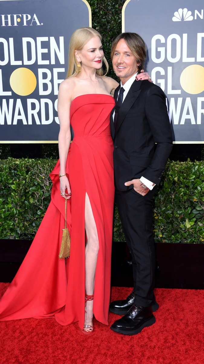 Nicole Kidman a Keith Urban Autor: Jon Kopaloff/Getty Images
