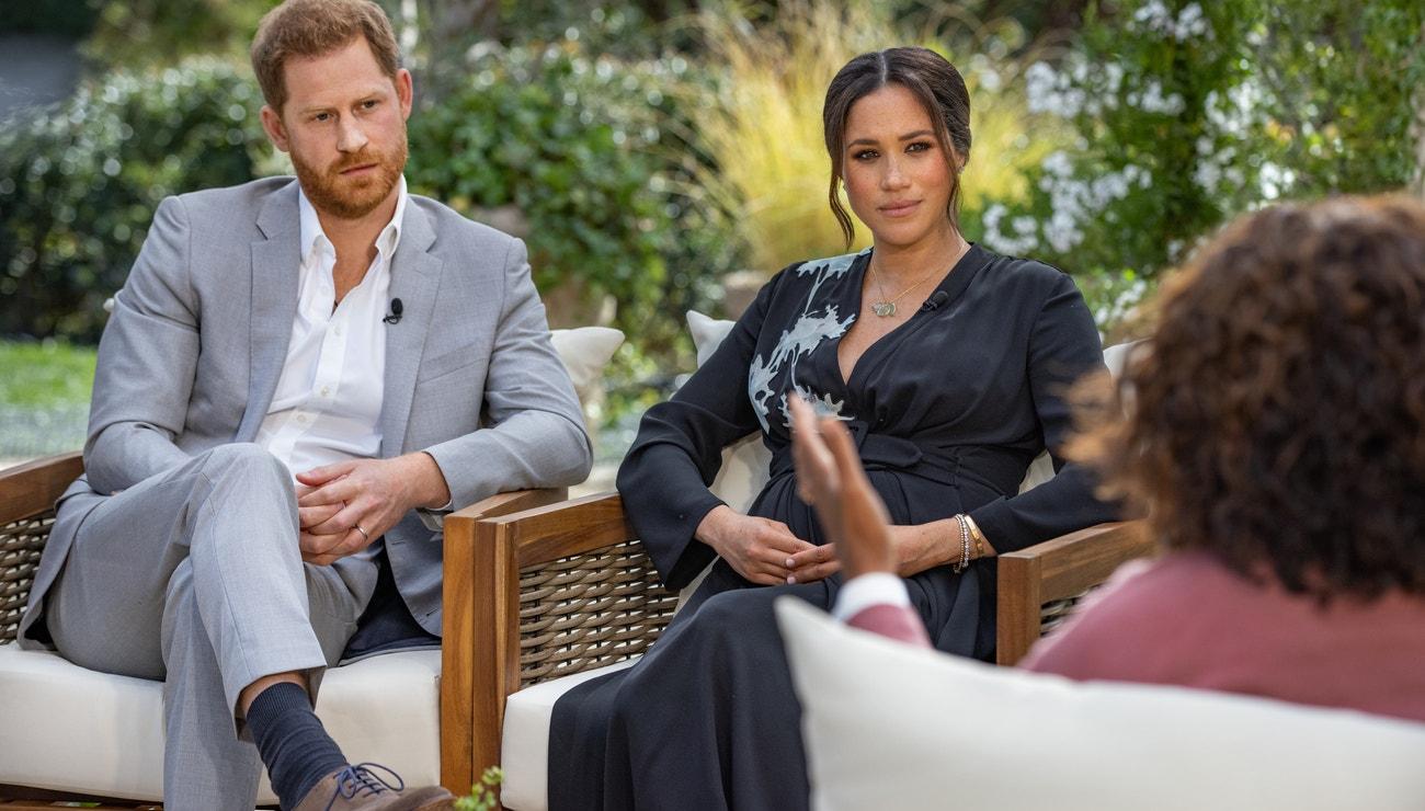 Vše, co musíte vědět o rozhovoru Meghan a Harryho s Oprah