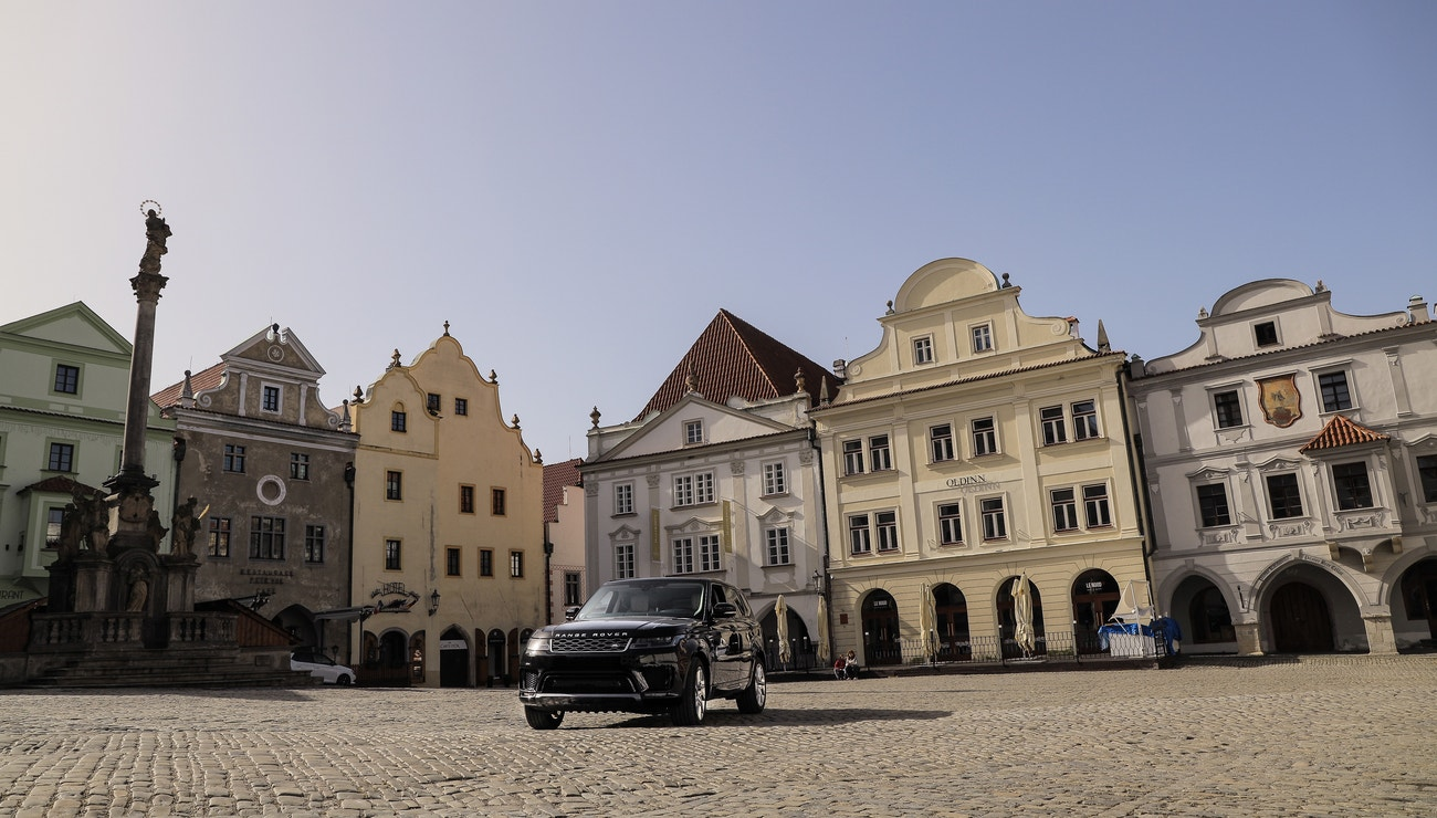 Fejeton Martina Váši: Proč jet do Krumlova ASAP