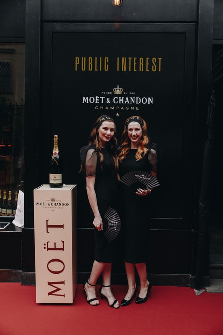 Cinema Cocktail by Moët & Chandon
