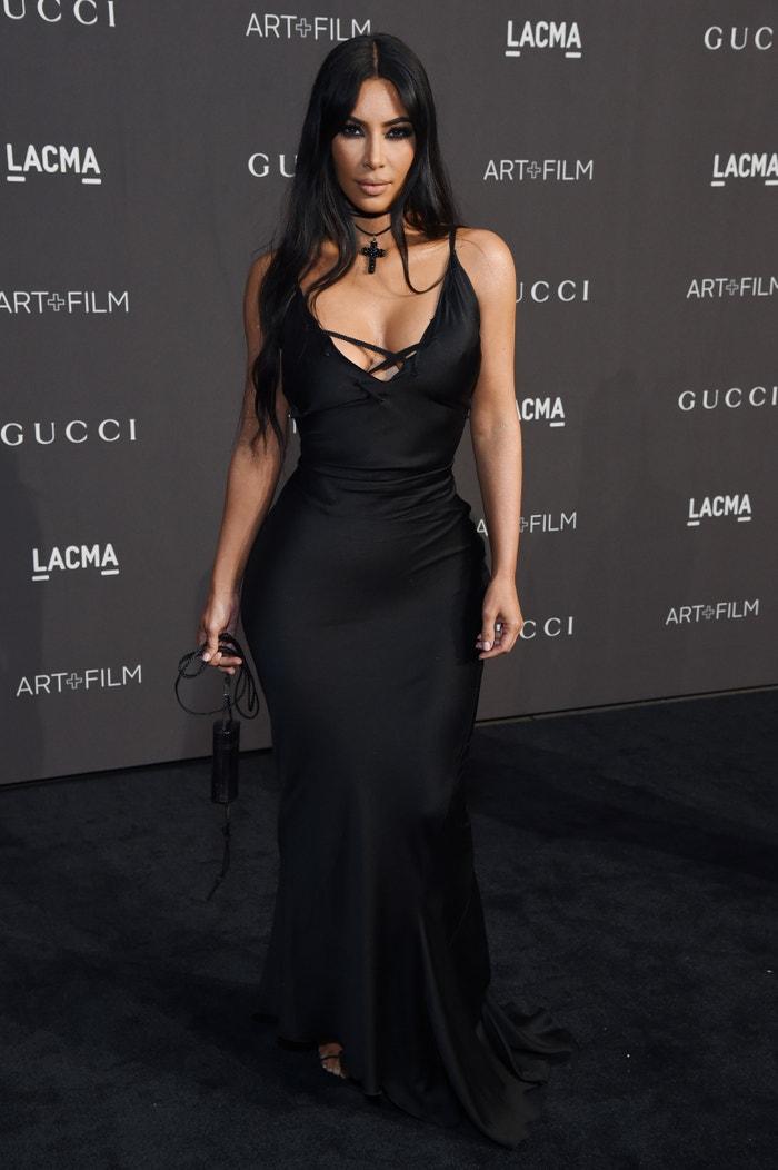 Kim Kardashian West na LACMA Art + Film Gala, 2018 Autor: Michael Kovac/Getty Images for LACMA