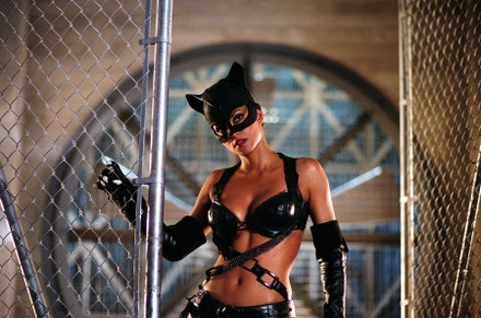 Halle Berry ve filmu Catwoman, 2004