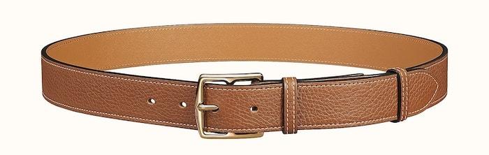 Kožený pásek Etriviere 32, HERMES, prodává Hermes, 17 900 Kč