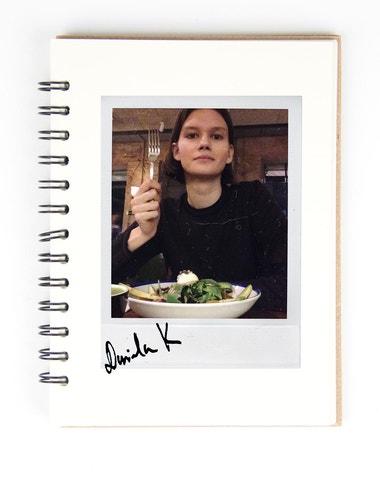 Vegan diaries Daniely Kociánové: restaurace Flax & Kale