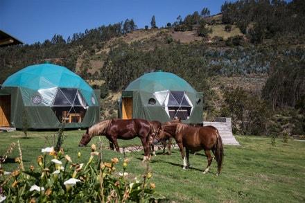 Eco Camp, Peru