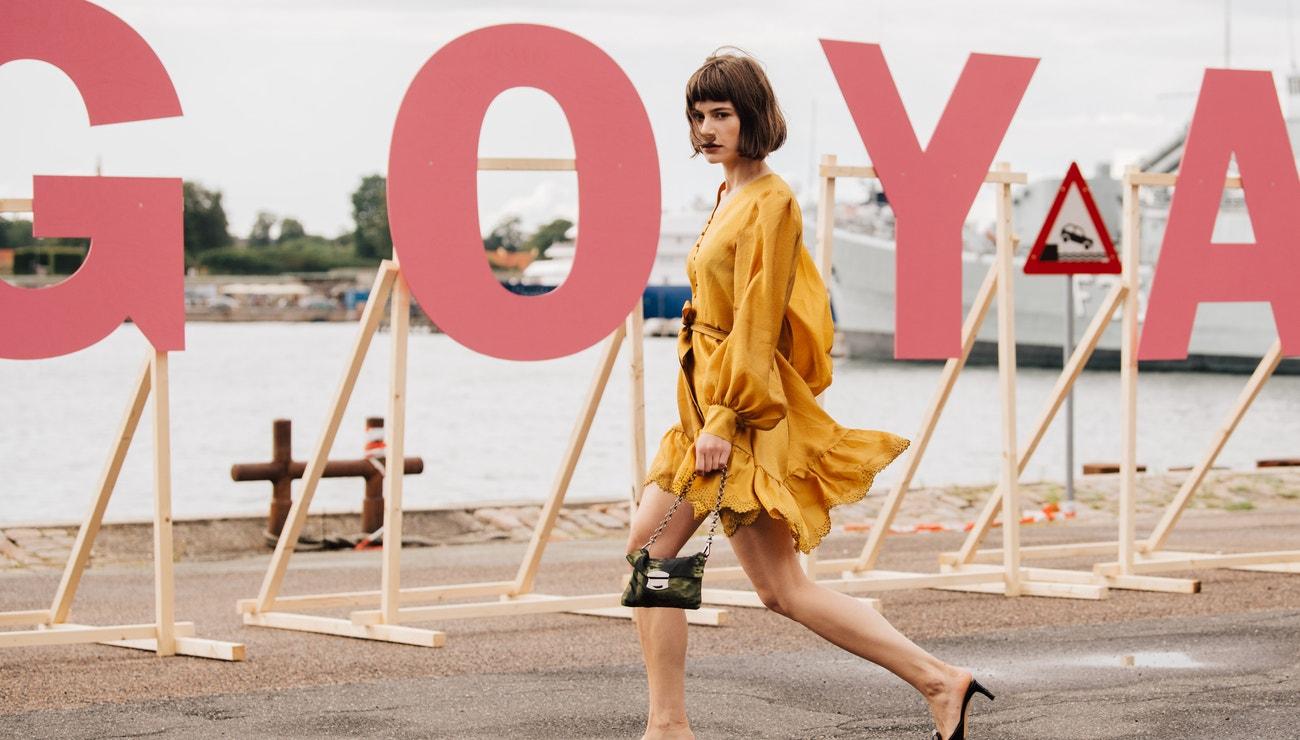 Street style z kodaňského fashion weeku