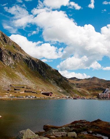 Do Švýcarských Alp aneb když je cesta cílem
