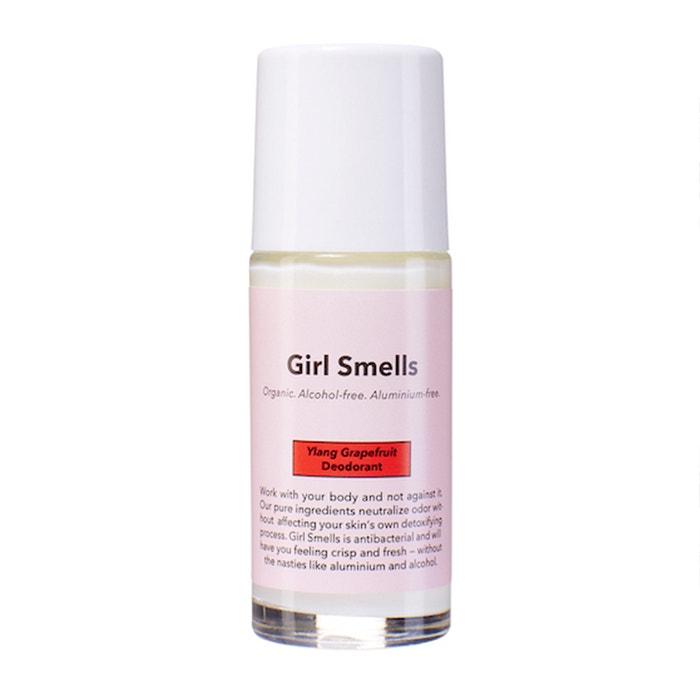 Přírodní deodorant Ylang Grapefruit bez alkoholu a hliníku, GIRL SMELLS, prodává Biosophy, 750 Kč