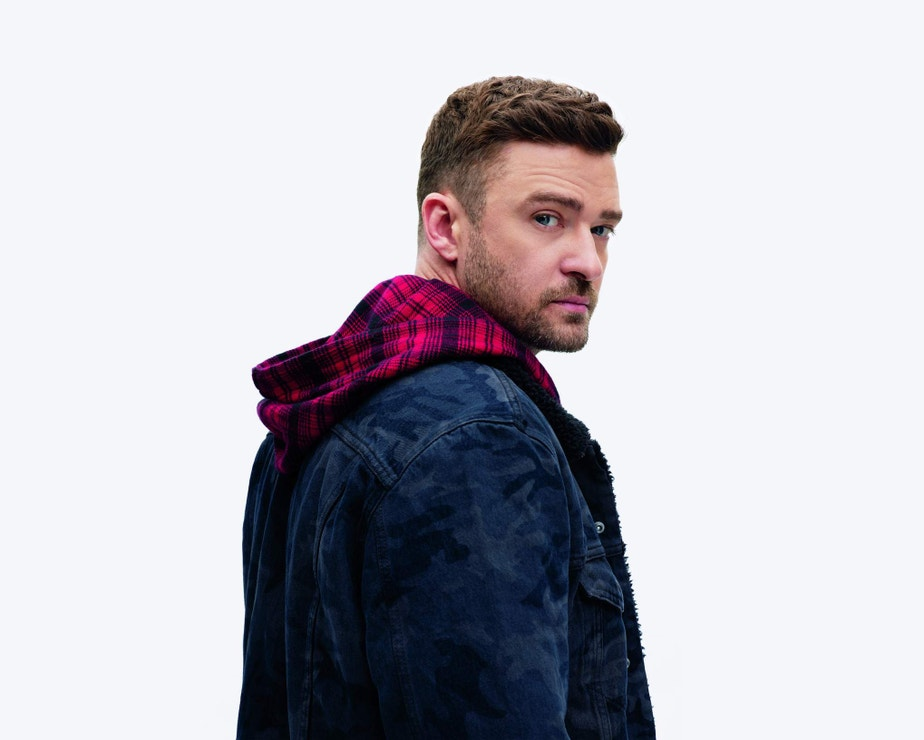 Levi's x Justin Timberlake Fresh Leaves