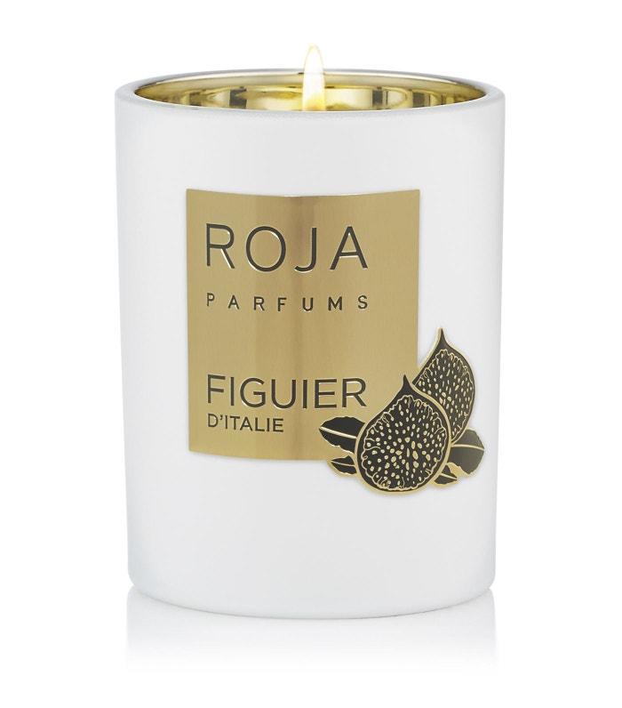 Vonná svíčka Figuiere d'Italie (300 g), Roja Parfums, prodává rojaparfums.com, 95 £