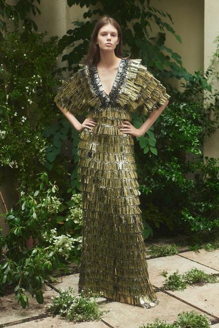 Dress by Julie de Libran kolekce podzim - zima 2020