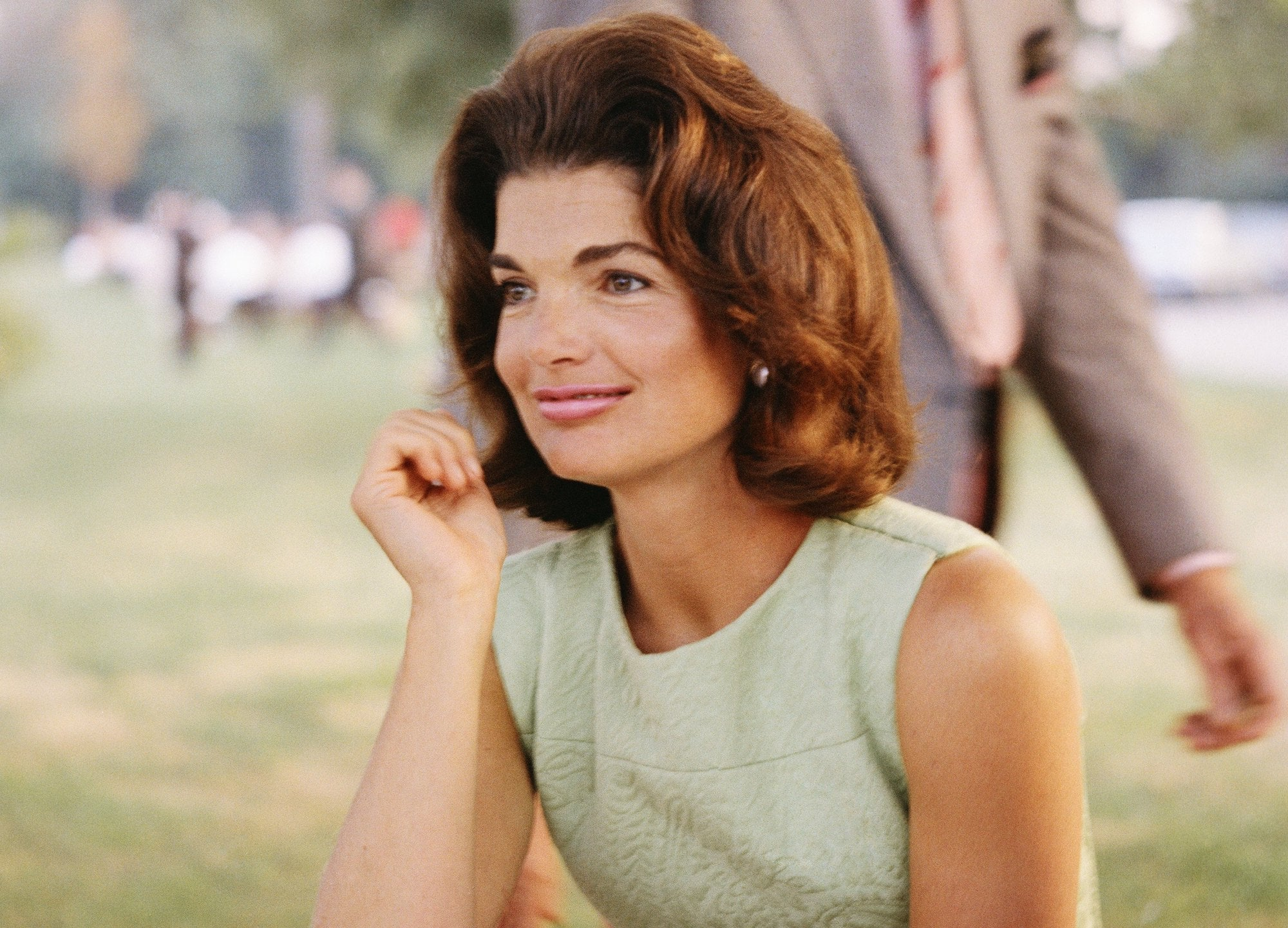 Jackie Kennedy       Autor: Michael Ochs Archives/Getty Images