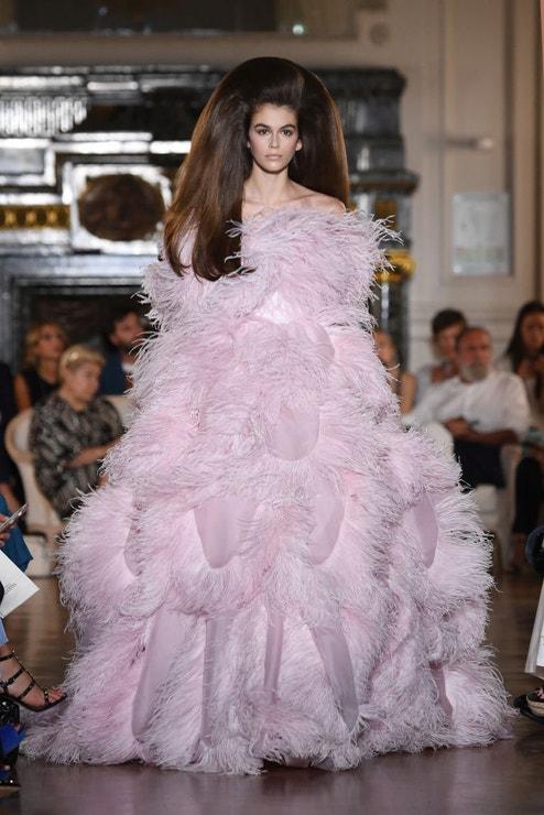 Valentino Haute Couture, podzim - zima 2018/2019