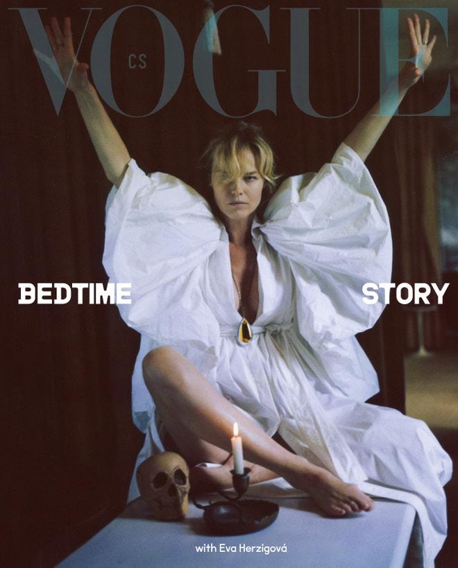 Eva Herzigová, koupit Vogue CS, Issue 21