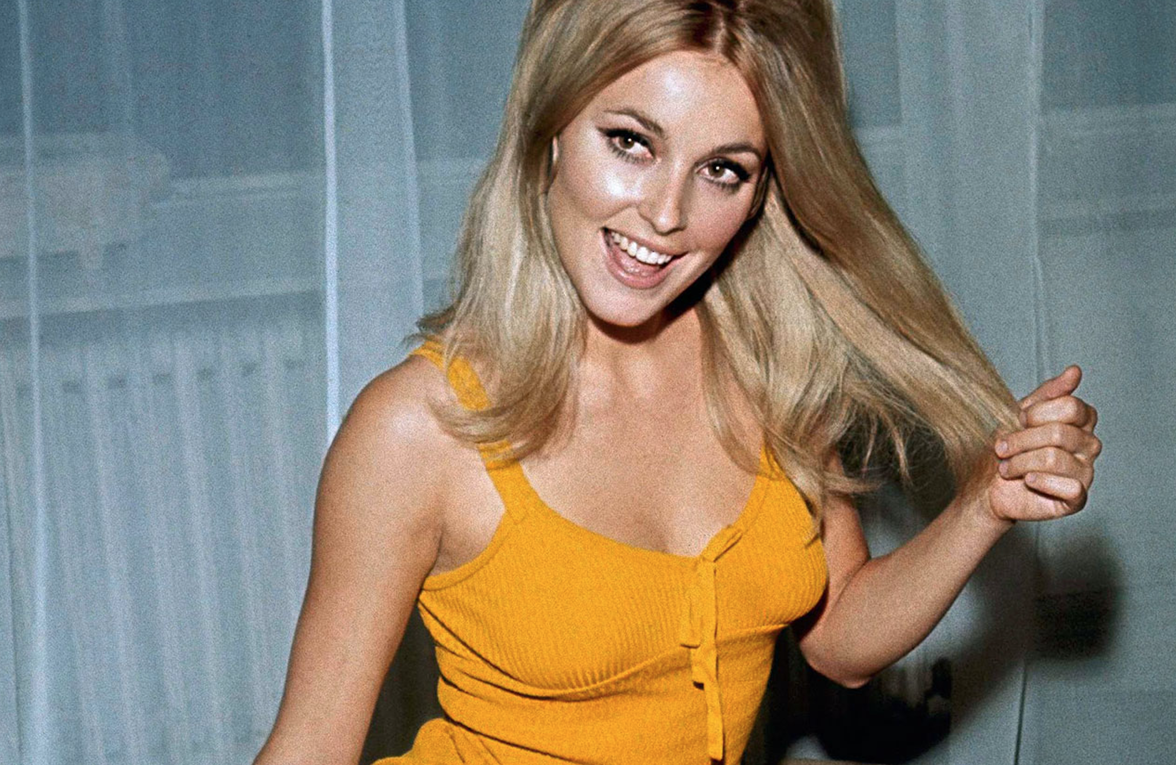 Sharon Tate Autor: Silver Screen Collection/Getty Images