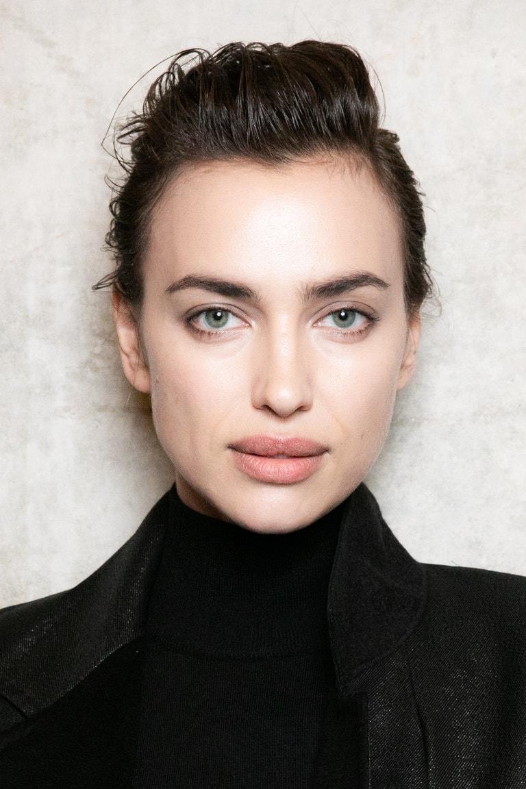 Irina Shayk na přehlídce Max Mara podzim - zima 2019/20