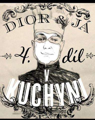 Dior a já v kuchyni #4: Polévková pocta petrželi