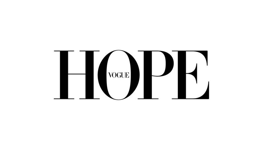 Naděje poprvé v historii spojuje všech 26 edic Vogue