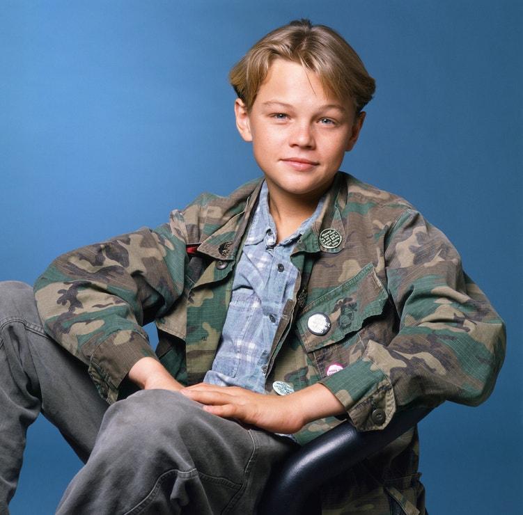 Leonardo DiCaprio, 1991, Parenthood