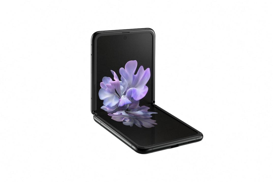 Samsung Galaxy Z Flip, Samsung, prodává Samsung, cena od 2 099,50 Kč/měsíc nebo 41 990 Kč