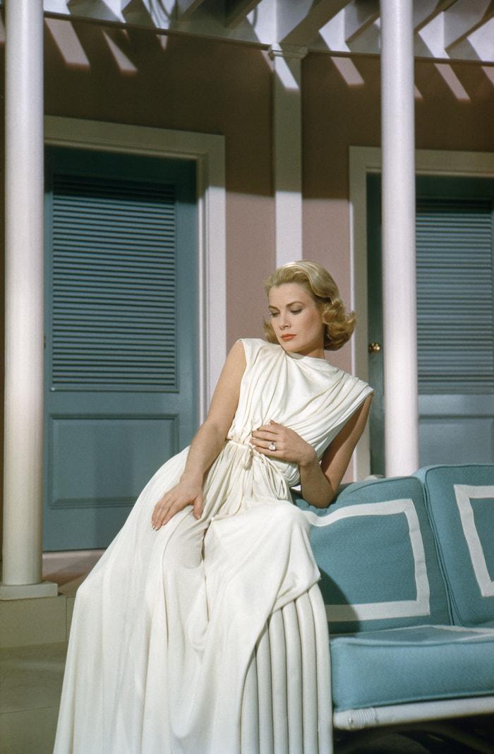 Grace Kelly ve filmu Z nóbl společnosti, 1956        Autor: Sunset Boulevard/Corbis via Getty Images