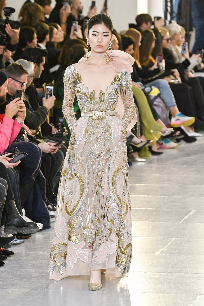 Elie Saab Haute Couture S/S 20 Autor: Getty Images