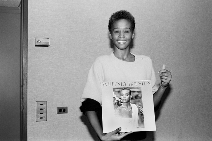 Whitney Houston, 1984 Autor: Getty Images