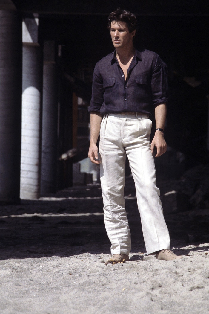 Richard Gere ve filmu Americký gigolo