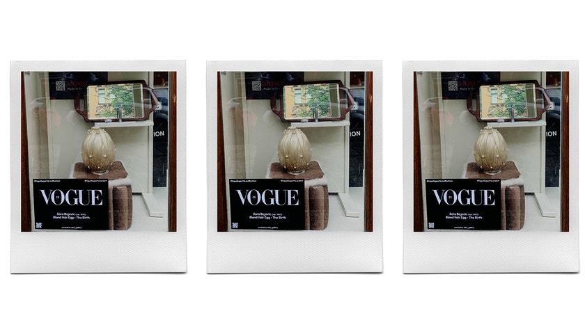 Vogue Supports Local: U Alféda f. Sara Bojovič (1997)