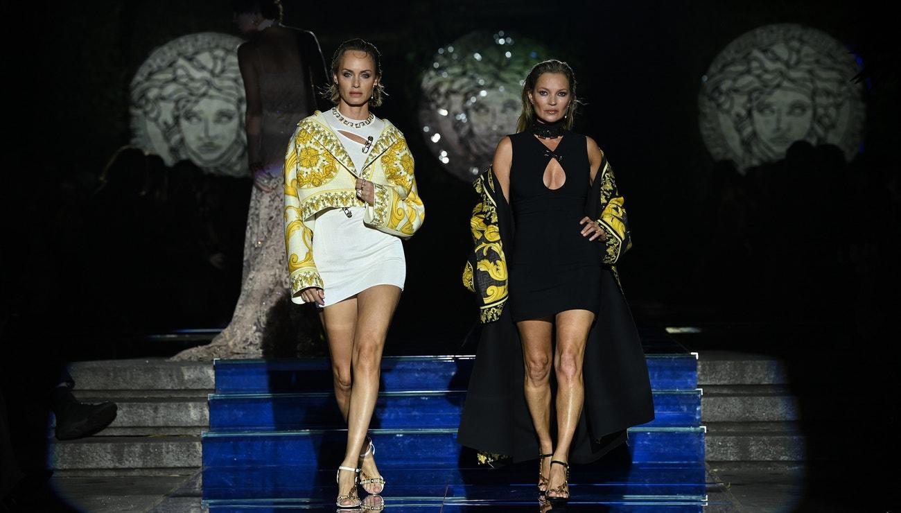 "Kate, Amber a Naomi opět spolu na show ""Fendace"""