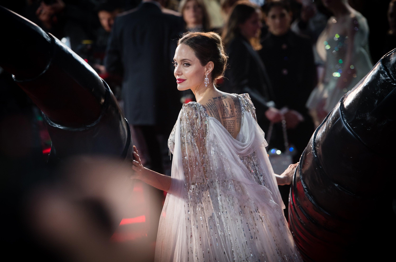 Evropská premiéra filmu Zloba: Královna všeho zlého, Londýn Autor: Getty Images/Samir Hussein