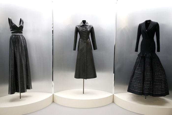 Výstava Azzedine Alaïa: Je Suis Couturier v Azzedine Alaïa Gallery v Paříži