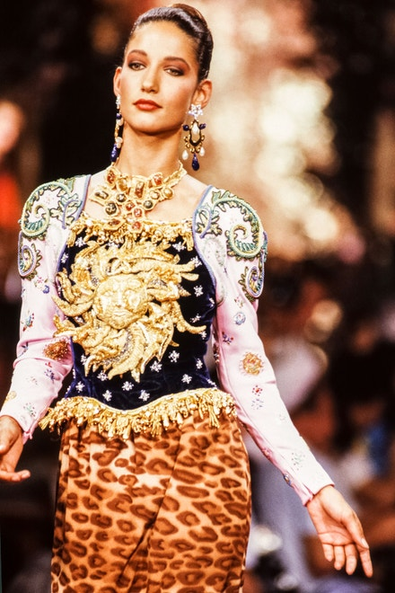 Christian Lacroix Haute Couture Fall/Winter 1989/1990