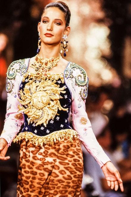 Christian Lacroix Haute Couture Fall/Winter 1989/1990