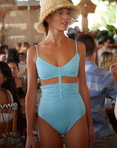 Plážová inspirace z Miami Swim Fashion Weeku