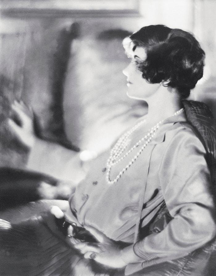 Coco Chanel v roce 1920