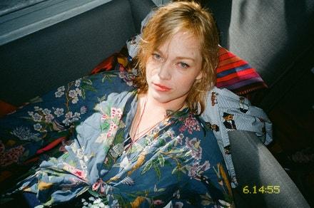 """""""Je nádherná, fotím ji opravdu ráda."""" Ester Geislerová by Marie Tomanová, 2019"""